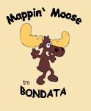 The Mappin' Moose!